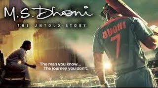 """DOWNLOAD MS Dhoni Untold Story full Movie (""""Website Deleted"""")"""