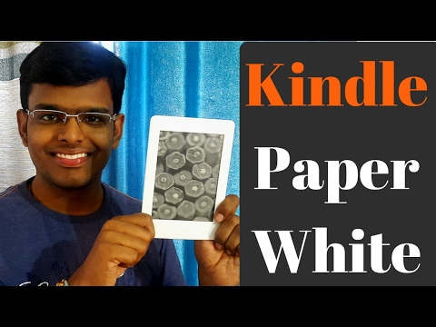 Kindle Paperwhite | Hands on Review [HD]