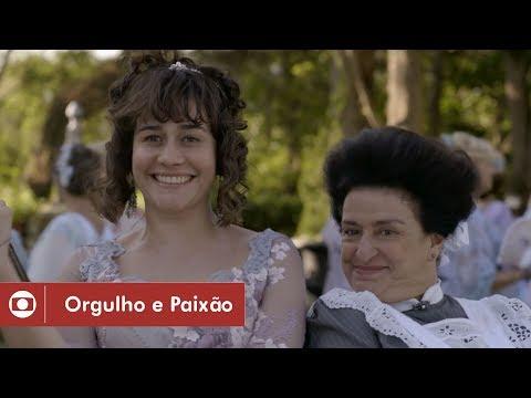 Orgulho e Paixão: capítulo 8 da novela, quarta, 28 de março, na Globo