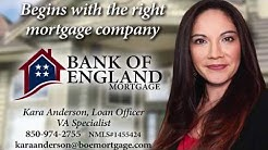 Bank Of England VA Fort Walton Beach Kara Anderson Mortgage reverse mortgage