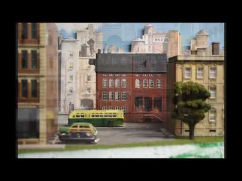 Joe Becker's HO Scale Layout - December 18, 2016 - Extended with Music 2