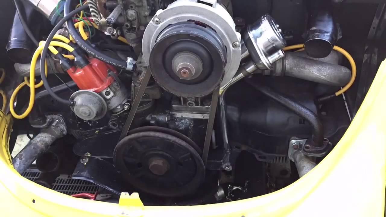 HeliCoil VW Beetle Exhaust Stud