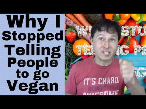 Why I Stopped Telling People to Go Vegan