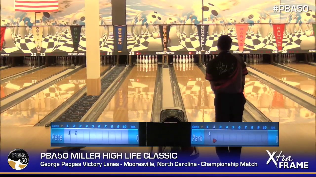 2014 PBA50 Miller High Life Classic Title Match - YouTube