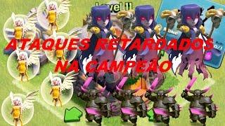 Clash Of Clans Ataques FULL CURADORAS, FULL PEKKAS, FULL BRUXAS!