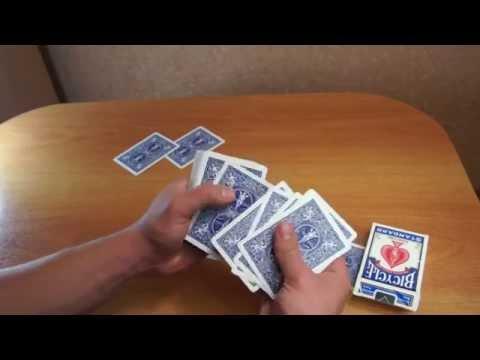 Бесплатное обучение фокусам #15: Фокусы для начинающих! Карточные фокусы для Уличной Магии!