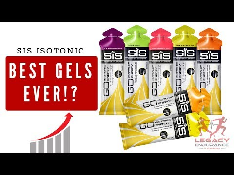 SIS Isotonic Energy Gel Review
