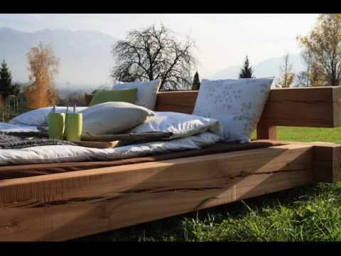 balkenbett show new 2 youtube. Black Bedroom Furniture Sets. Home Design Ideas