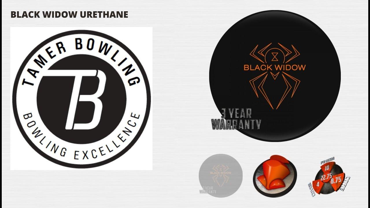 Hammer Black Widow Urethane Review By Tamerbowling Com