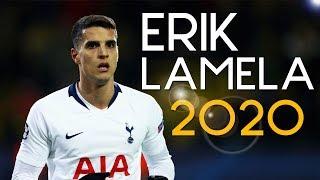 Erik lamela - goals, skills and assists | 2020