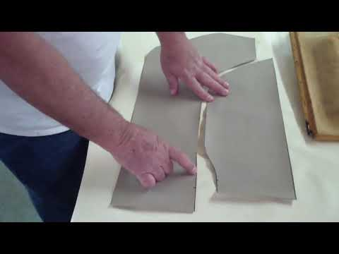 How To Repair And Upholstery VW Volkswagen Beetle Door Panels