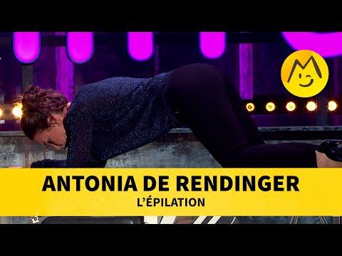"""Antonia de Rendinger - """"L'épilation"""" (2014)"""