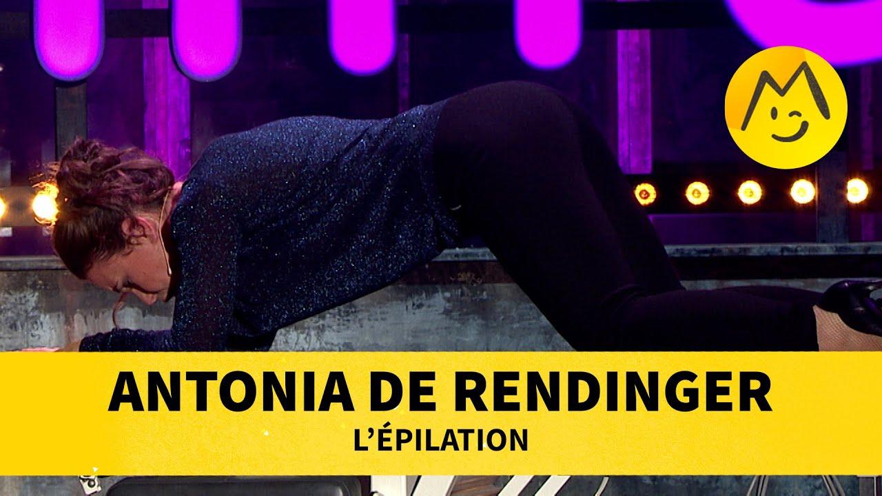 """Download Antonia de Rendinger - """"L'épilation"""" (2014)"""