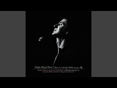 Les fleurs de l'interdit (Live Salle Pleyel 2008) mp3