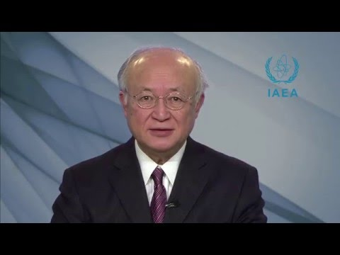 World Cancer Day 2016 - Message from IAEA Director General