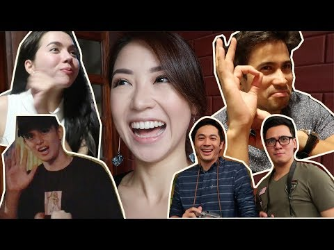 KryzMas Vlog Episode 1 (feat. James Reid, Sam Milby, Julia Montes, Daniel Marsh)  | Kryz Uy