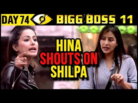 Hina Khan SHOUTS On Shilpa Shinde For BAD...