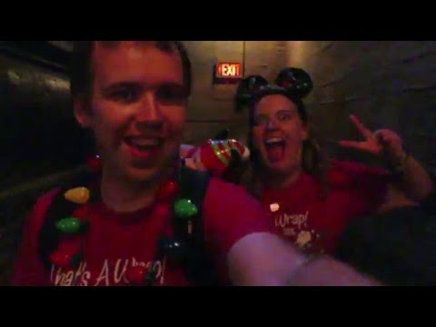 Walt Disney World vacation 2015 Osbourne light spectacular Christmas Special