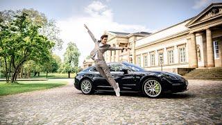 Inspired by Porsche: Ballet Dancer Friedemann Vogel and the Panamera Turbo S E-Hybrid