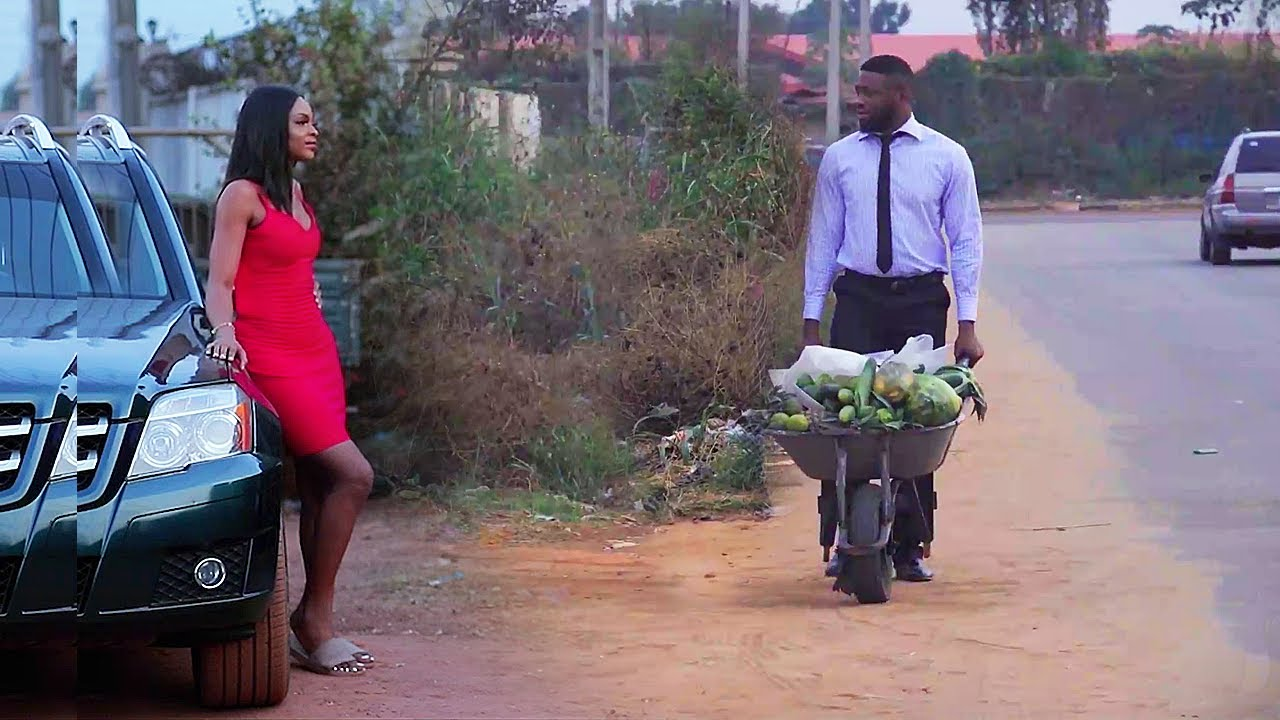 Download A Rich Billionaire Only Son Pretended To Be A Poor Food Seller Just 2 Find True Love-Nigerian Movies