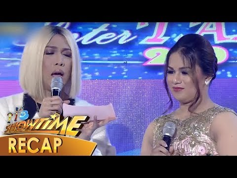 It's Showtime Recap: Wittiest 'Wit Lang' Moments Of Miss Q & A Contestants - Week 3
