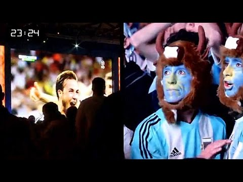 An einem Sonntag im Juli: Der deutsche WM-Traum