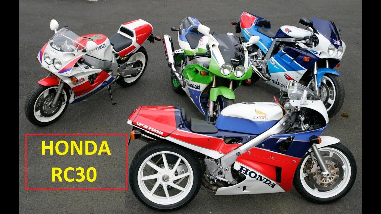 Honda Rc 30 : honda rc 30 vfr 750r 2017 rc30 please youtube ~ Melissatoandfro.com Idées de Décoration