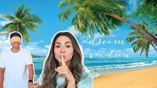SURPRISING MY HUSBAND WITH HIS DREAM VACATION FOR HIS BIRTHDAY!!!