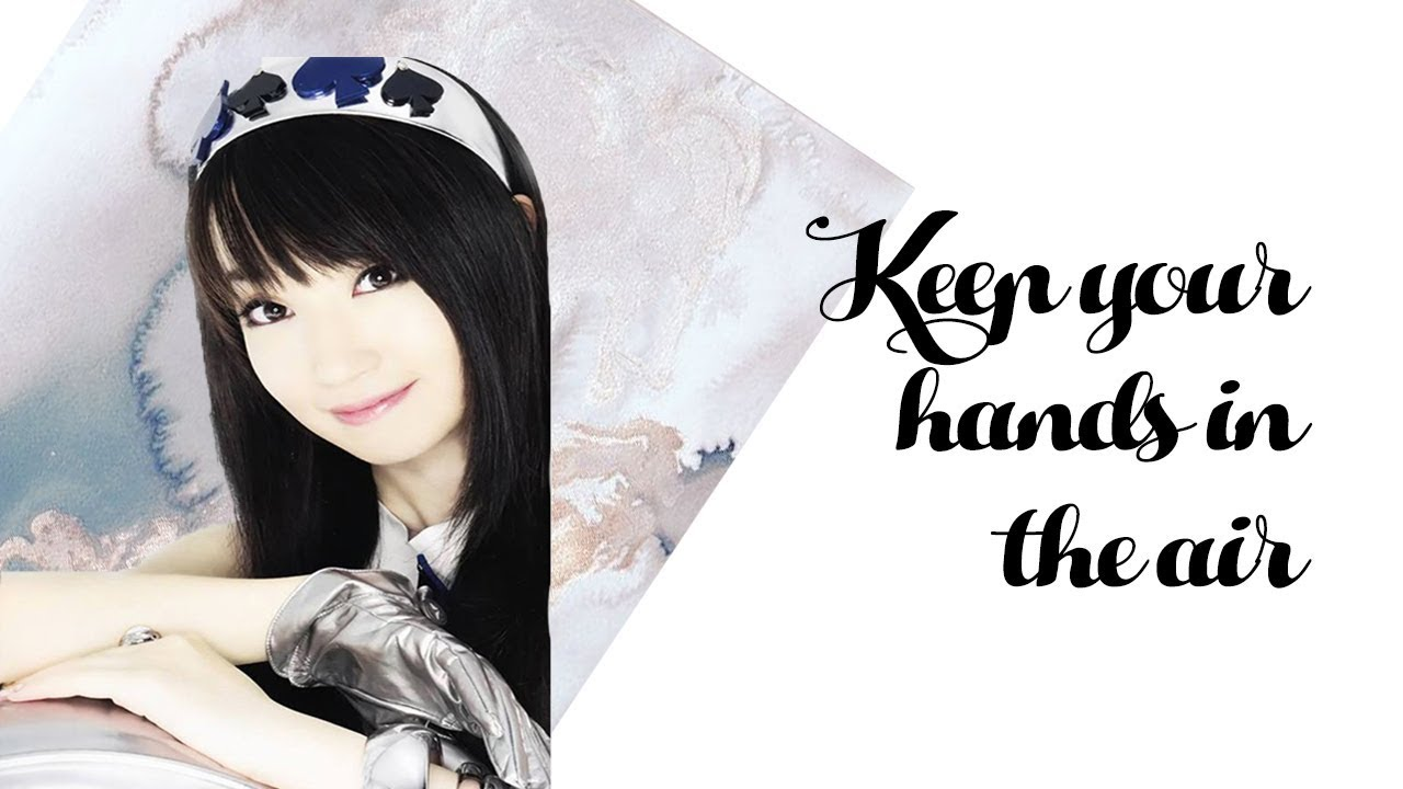 nana mizuki keep your hands in the air sub español youtube