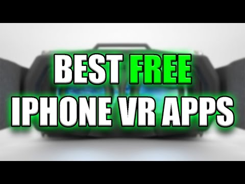 Best FREE iPhone/iPod Virtual Reality Apps