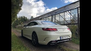Mercedes S 560 Coupe 4Matic Test PL Pertyn Ględzi