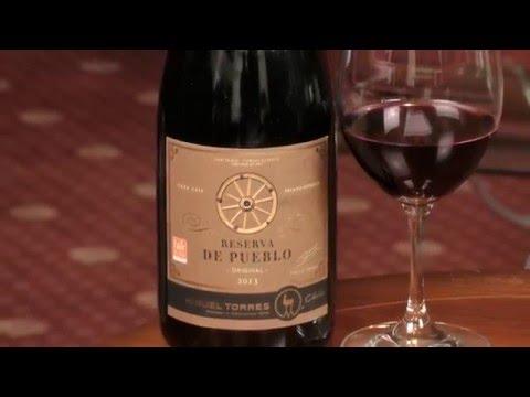 Torres Reserva de Pueblo Pais 2013, wine review