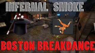 TF2 Boston Breakdance / Unusual Taunt - Infernal Smoke