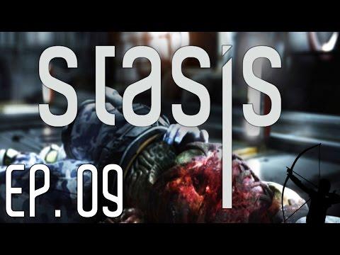 STASIS   Ep 9   Self Surgery   Let's Play!