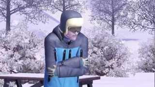 видео The sims 3 Времена года