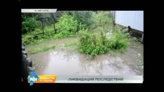 Ущерб от наводнения продолжают подсчитывать в Иркутске(Чтобы сделать это как можно быстрее, люди активно обращаются в оценочные комиссии. Уже поступило больше..., 2016-08-19T05:25:58.000Z)