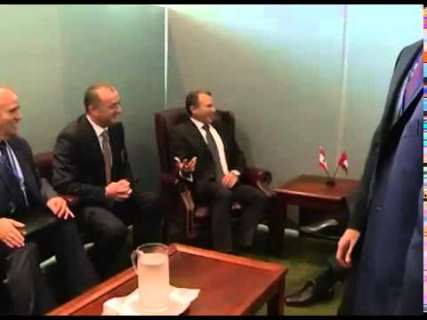 Gebran Bassil: Pimp or Foreign Minister?