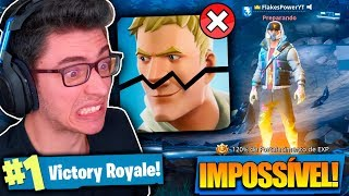 BUG OR HACKER? My will is to BREAK EVERYTHING!! Fortnite: Battle Royale