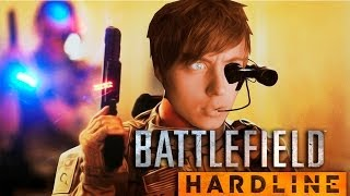 КАК БЫТЬ КОПОМ | Battlefield Hardline