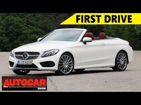 Mercedes-Benz C300 Cabriolet - First Drive & Review | Autocar