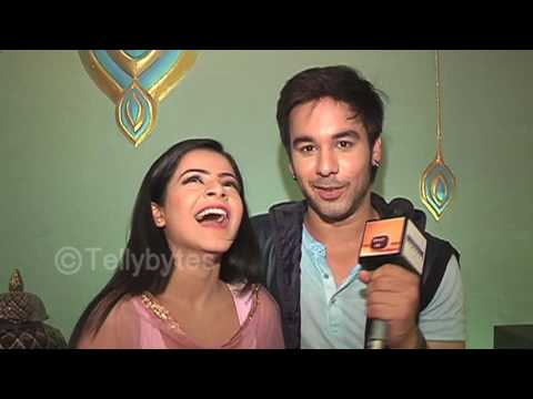Thapki Pyaar Ki - Manish and Jigyasa talk about Bihaan and Thapki's MOST ROMANTIC Song Sequence