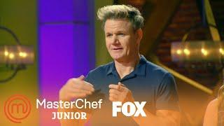 The Junior Chefs Choose Gordon Ramsay | Season 5: An Extra Serving | MASTERCHEF JUNIOR