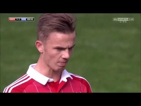 James Maddison Stunning Free Kick  Aberdeen vs Rangers
