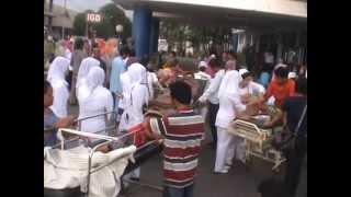 Gempa Aceh Buat Warga Padang Panik