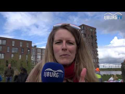 koningsdag 2016 op ijburg