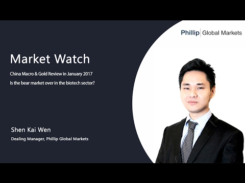 Is the bear market over in the biotech sector? - PhillipCapital Market Watch