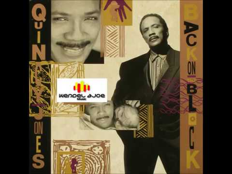 Quincy Jones | Barry White | James Ingram | Al B. Sure | El DeBarge ‎– The Secret Garden