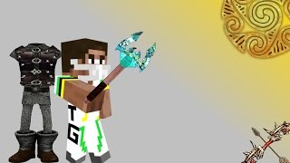 Minecraft Resource Pack Review - SnowZone High Rez Hand Painted Thumbnail
