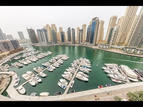 Dubai Marina, Al Majara 2 bedroom apartment, unique view