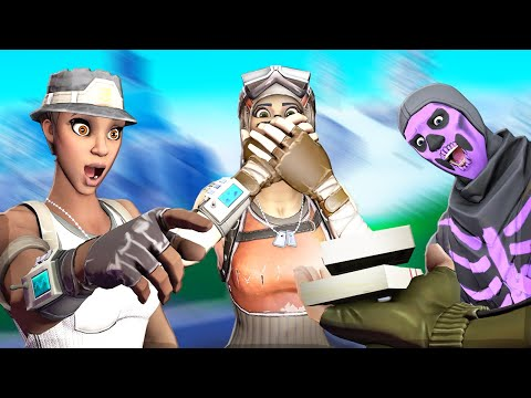 Trying To BUY Kids RARE Fortnite Accounts *IT WORKED* (Recon Expert, Renegade Raider, Skull Trooper)